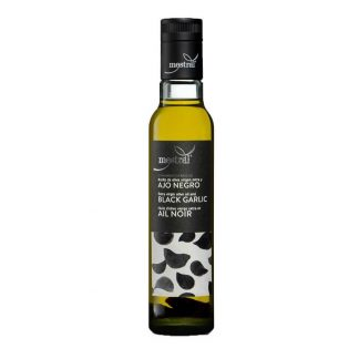 ulei de masline extravirgin 250ml cooperativa cambrils mestral black garlic