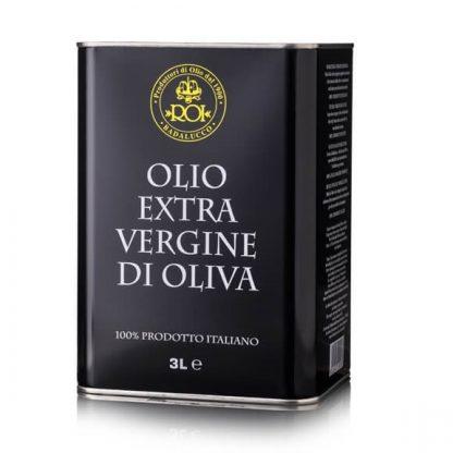 ulei de masline extravirgin 3l olio roi monocultivar taggiasca