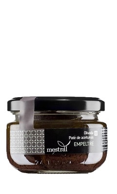 pasta de masline 110g cooperativa cambrils mestral