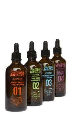 ulei de masline extravirgin 100ml castillo de canena arbequina&co essentials oils