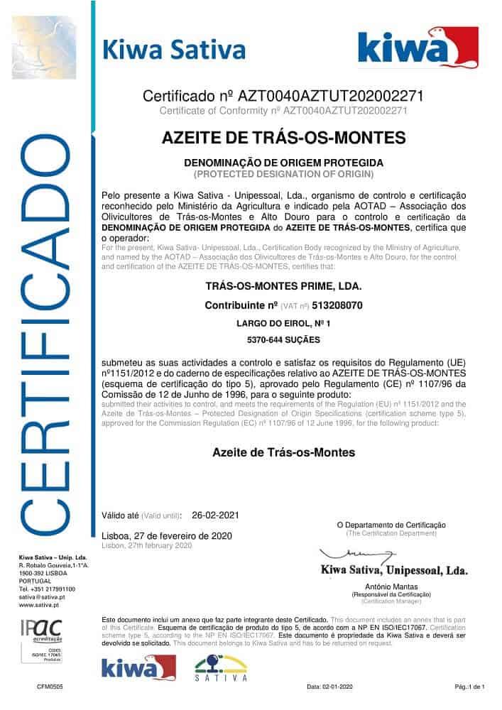 ulei de masline extravirgin 500ml casa de santo amaro nature certificat dop